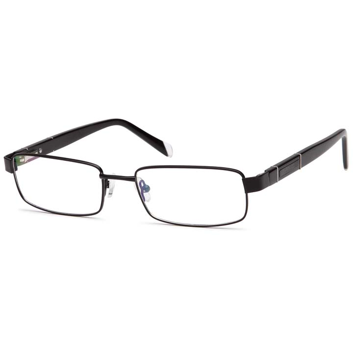 Carducci 7037 Black Mens full rim prescription glasses online