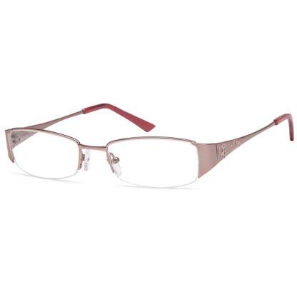 Carducci 7040 Pink Womens Prescription Glasses