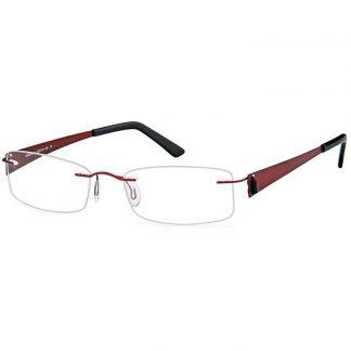 Buy Emporium 7559 rimless prescription glasses online