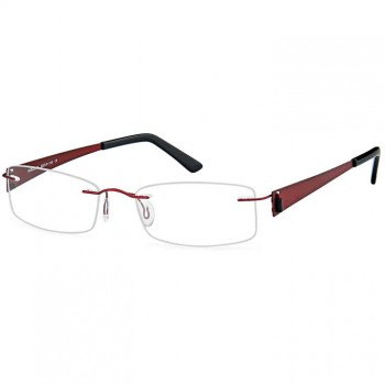 Buy Emporium 7559 rimless prescription glasses online