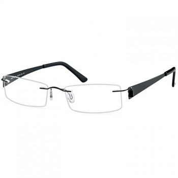 Buy Emporium 7560 rimless prescription glasses online