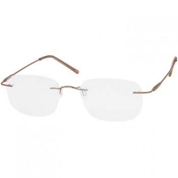 Buy Emporium Smart rimless prescription glasses online
