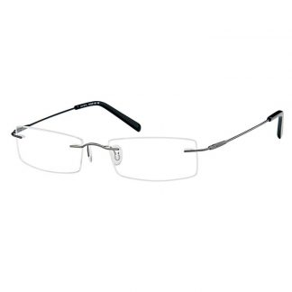 Buy Emporium Fantastic rimless prescription glasses online