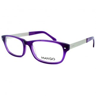 Mango 305 glasses purple