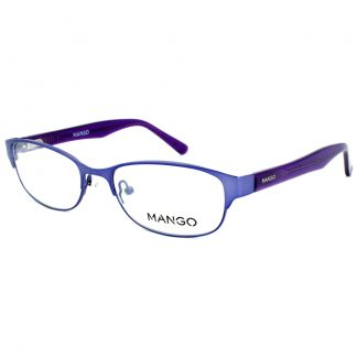 Mango 401 glasses purple