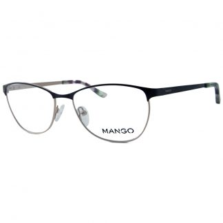 Mango 663 glasses Black